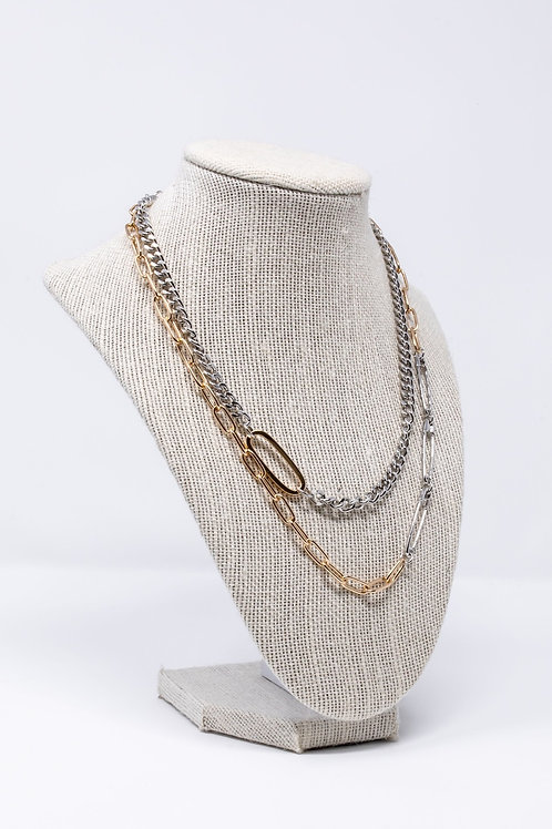 Somer Silver & Gold Chain