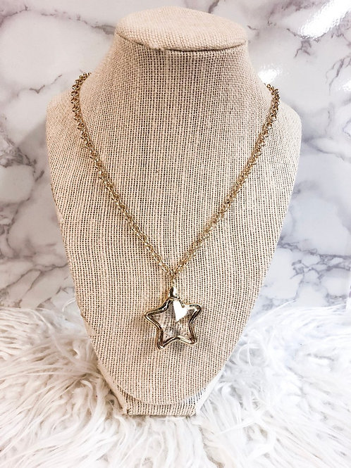 Adrienne Necklace (GOLD)