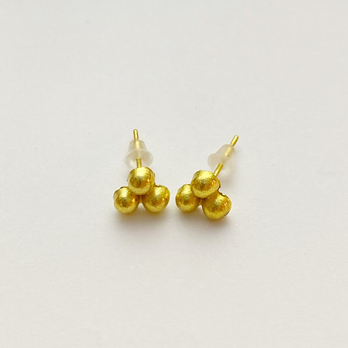 Ball Cluster Studs