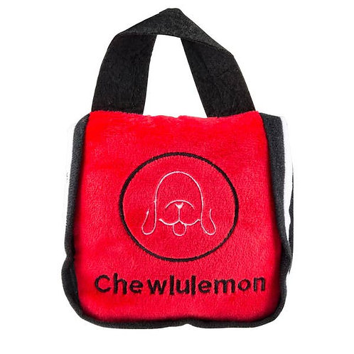 DOG TOY Chewlulemon Tote Bag