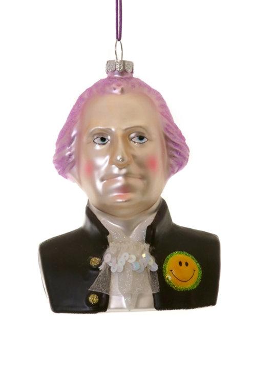 George Washington Ornament