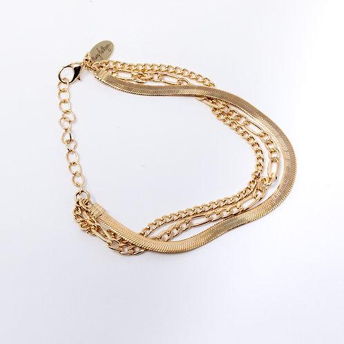 Triple Threat Bracelet