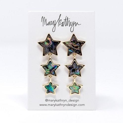Abalone Star Drops