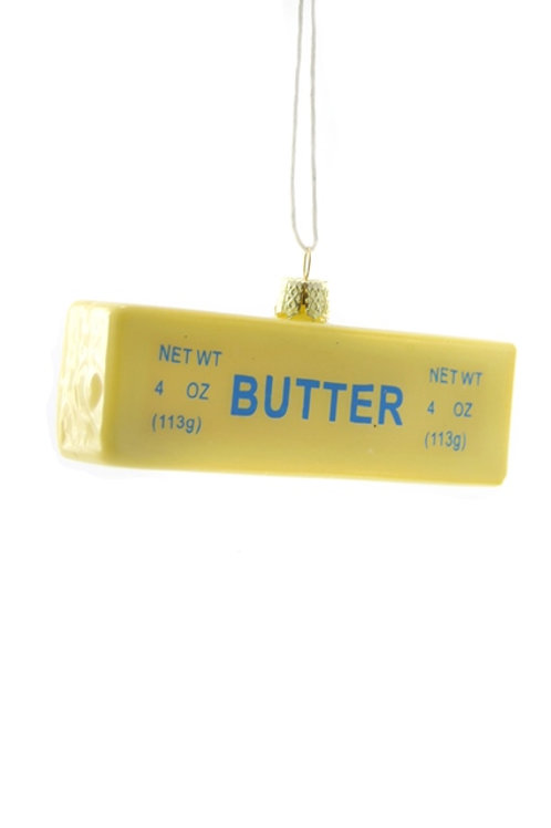 Stick of Butter (small) Ornament