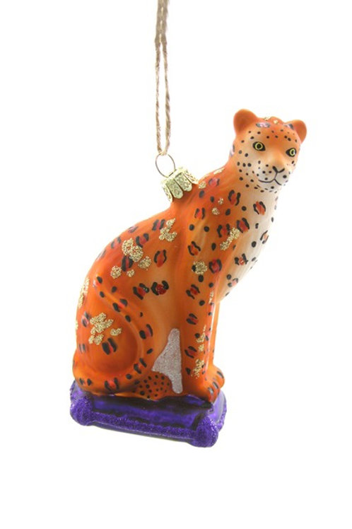 Safari Leopard Ornament