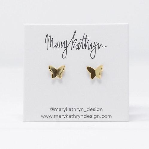 Butterfly Studs
