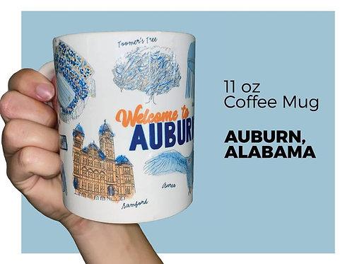 Auburn Mug
