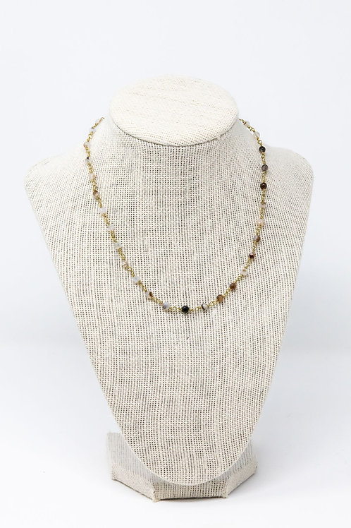 Neutral Beaded Chain