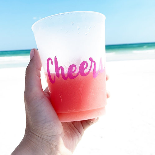 Cheers! Cups (Set of 8)
