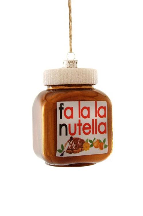Nutella Ornament
