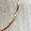 Thumbnail: Gold Plated Flat Chain