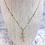 Thumbnail: Large Rhinestone Snake Necklace