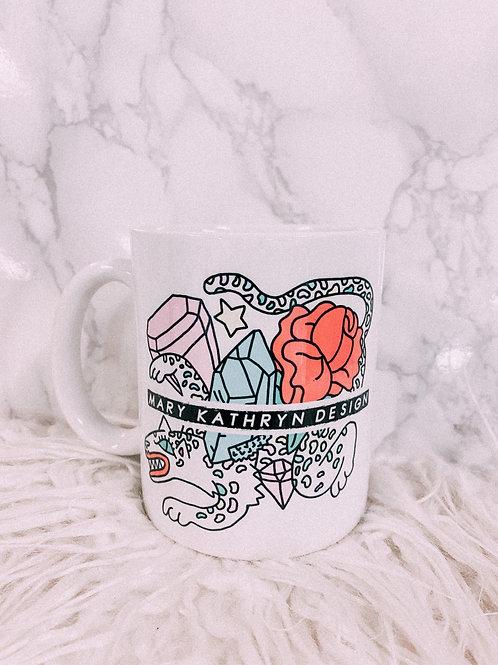 MK Tiger Mug