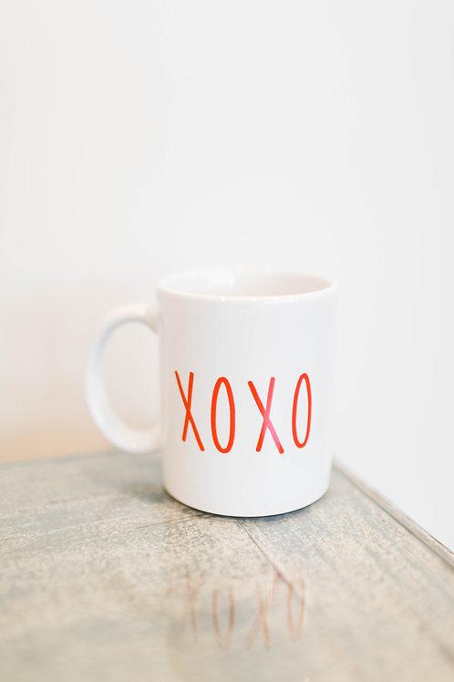 XOXO Mug Mace & Chlo Collection