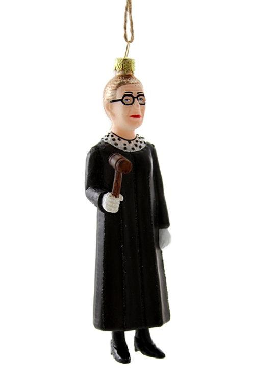 Ruth Bader Ginsburg Figure Ornament
