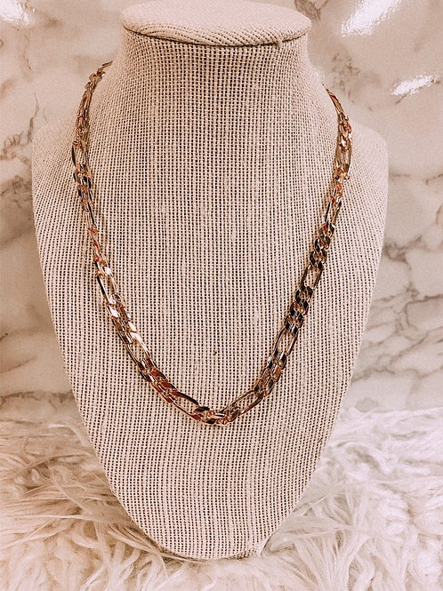 Mid-Length Long Cuban Chain