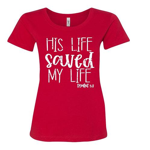 His Life Saved My Life