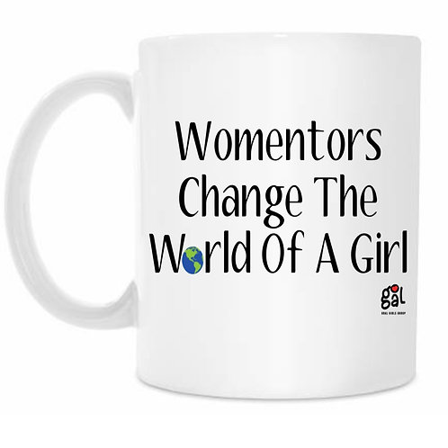 Womentors Mug