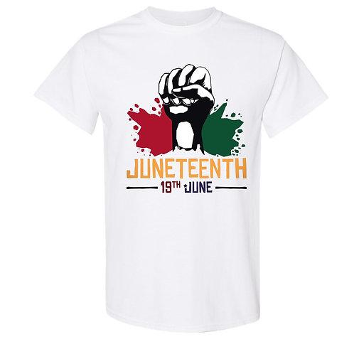 Juneteenth Fist
