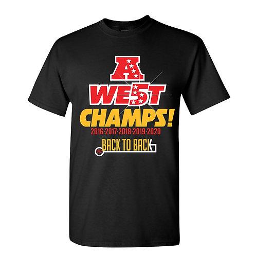 AFC West Champs 5