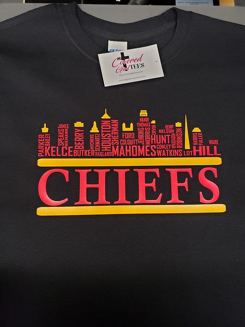 Chiefs Skyline Names
