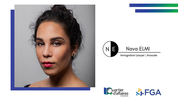 Rencontre : Nava Elmi, avocate en immigration