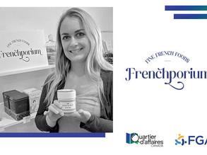 Rencontre : Julie Foulon, de Frenchporium