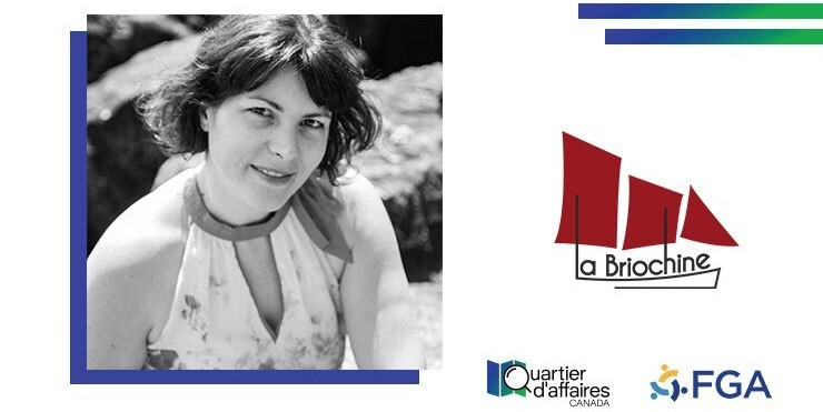Rencontre : Sandra Lefebvre, de La Briochine