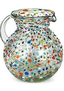 Glass Pitcher - All Confetti  70.jpg