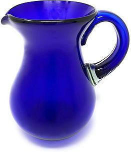 Glass Pitcher - Blue 60.jpg