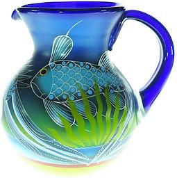 Fish in Blue Pitcher 84 -60.jpg