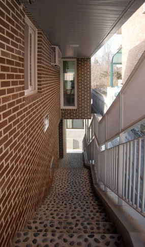 3층 계단