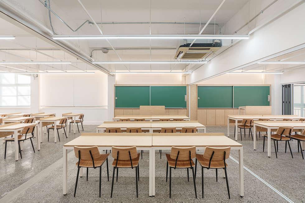 3층 교실 1, 2, 3