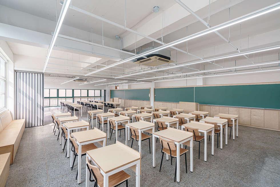4층 교실 1, 2