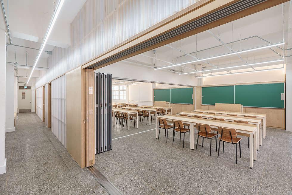 3층 교실 2, 3