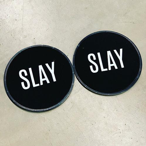 SLAY Sliders