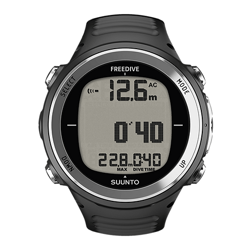 Suunto D4f Dive Computer (Specialized for Freediving)