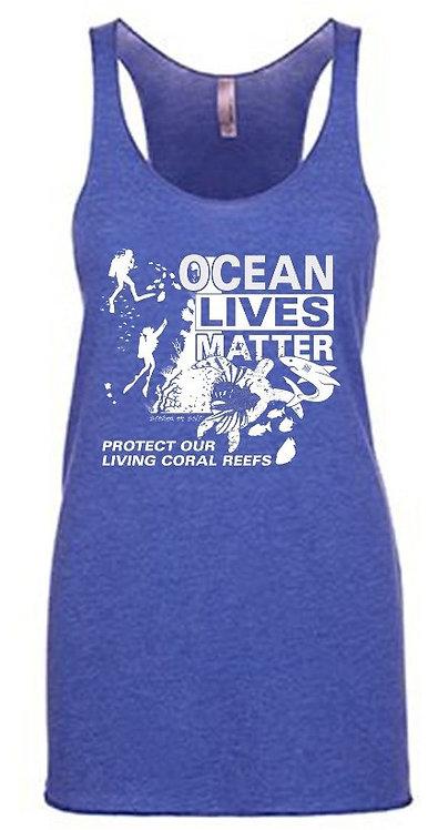 Ocean Lives Matter Tank Top