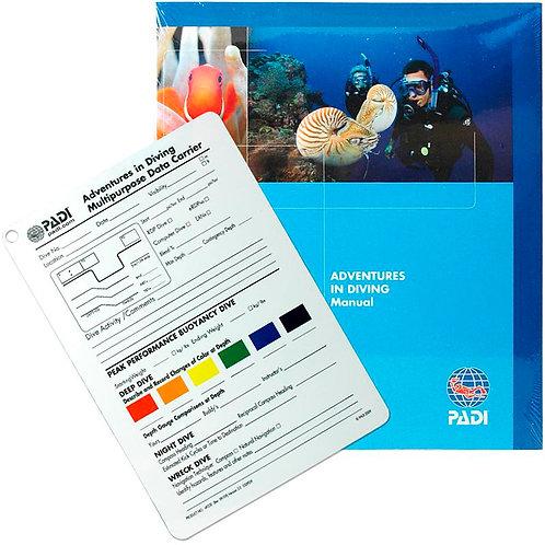 PADI Adventure Diver Manual