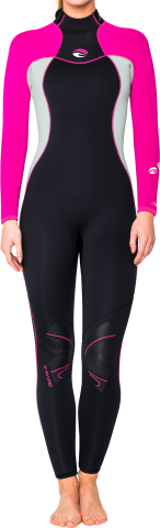 BARE Nixie 5mm Wetsuit