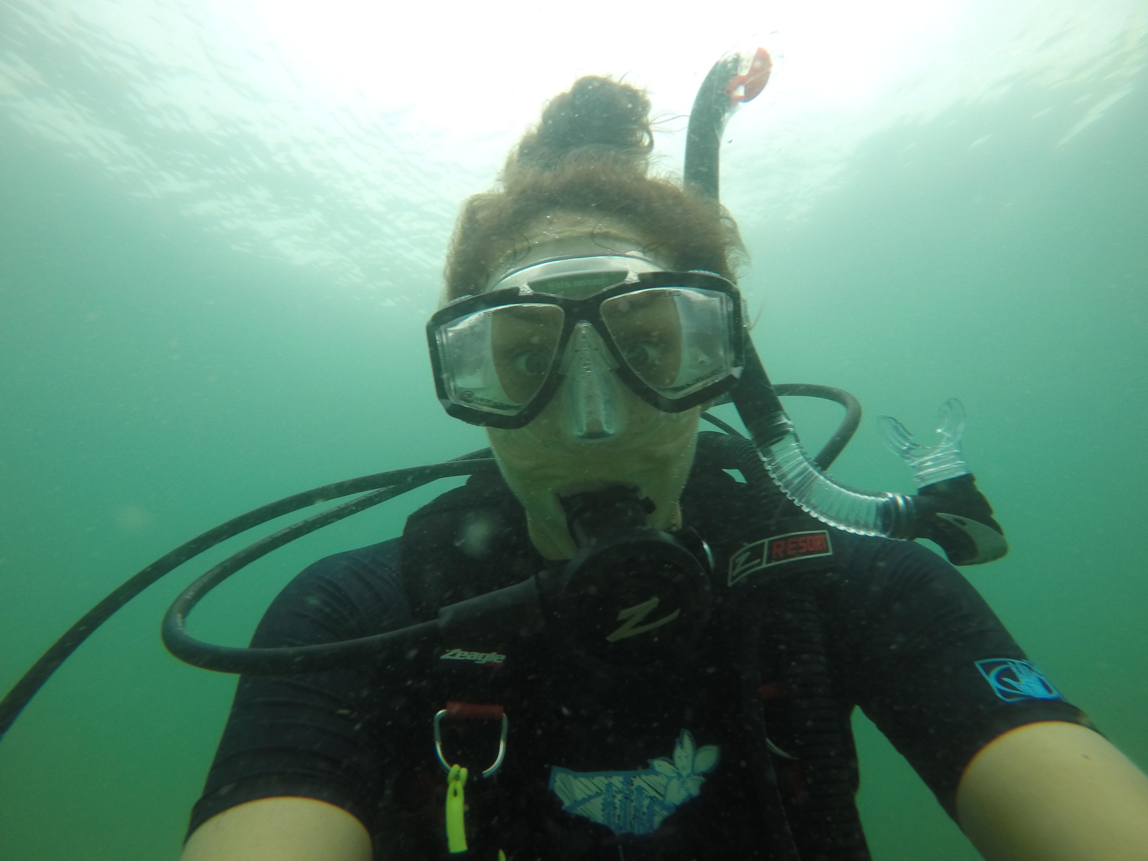 PADI Open Water Scuba Course