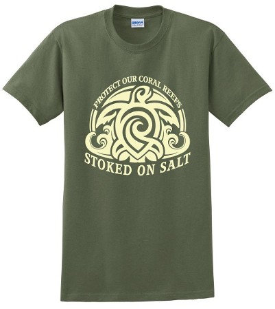 Protect Our Coral Reefs T-Shirt