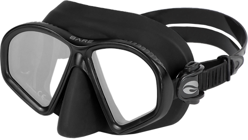 BARE Predator Free Diving Mask