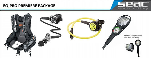 EQ-Pro Premiere BCD Package
