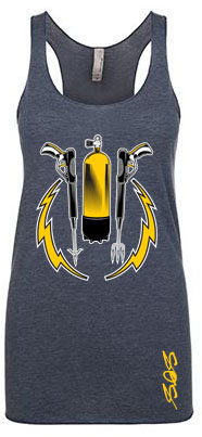 Scuba Tanks Tank Tops