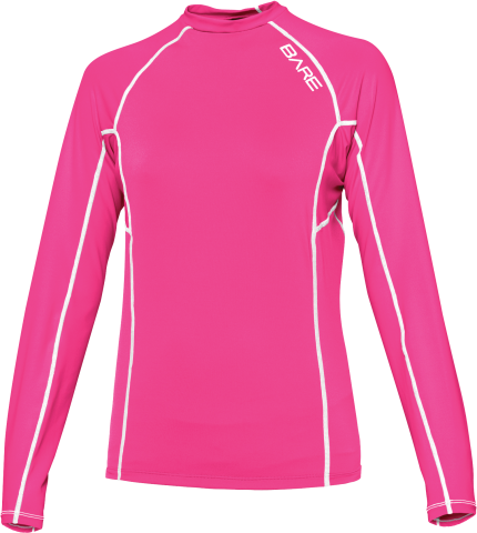 Bare Longsleeve Sunguards Women