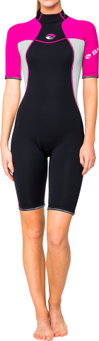 BARE Nixie 2mm Shorty Wetsuit