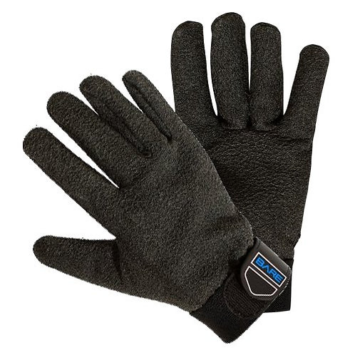 Bare Kevlar Gloves