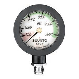 Suunto Pressure Gauges