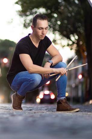 Peter Jenkins - Drummer